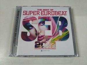 (オムニバス) CD ザ・ベスト・オブ・スーパー・ユーロビート2019