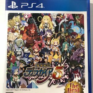 【PS4】 魔界戦記ディスガイア5 [The Best Price]