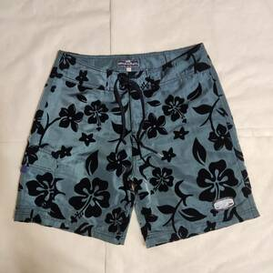 HONOLUA SURF ボードショーツ 32 水着 ホノルアサーフ ホノルア 花柄 ボタニカル Board shorts ショートパンツ ロンハーマン RHC TCSS