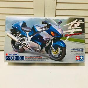 タミヤ模型 スズキ 隼 ハヤブサ GSX1300R 1/12 SUZUKI HAYABUSA GSX1300R オートバイシリーズ No.90 プラモデル 未組立
