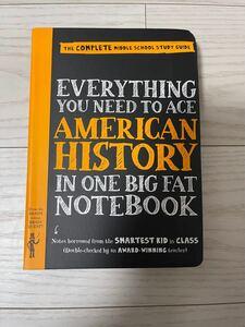新品英語教材 米国歴史 Everything You Need to Aceシリーズ American history