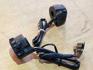 ★ ZZR1100-D 左右ハンドルスイッチ セットで! 流用にも! ZX-11 ★