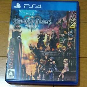 PS4 キングダムハーツ3 ソフト