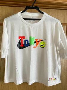 1度使用  NIKE DRYFIT Tシャツ トレーニングウェア
