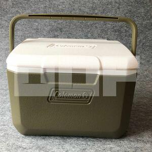 コールマン ミニクーラーボックス 5QT 4.7L オリーブ