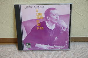 Jackie McLean/ A Long Drink of the Blues 輸入盤CD