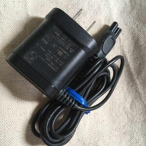 送料無料 動作確認品『PHILIPSボディーグルーマー用ACアダプタHQ850』(検 フィリップス充電器シェーバー充電 ACアダプター)領収書可 即決有
