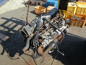 HGC211 スカイライン ジャパン 2ドア L20 エンジン