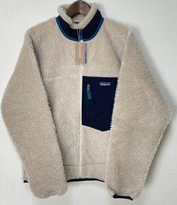 パタゴニア Mサイズ メンズ クラシック レトロX フリース ジャケット 23056 NAT ナチュラル patagonia