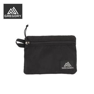 GREGORY POST CARD POUCH ブラック 新品 グレゴリー 貴重品入 財布 コインケース
