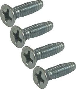 ビス Screws - Dunlop, MXR, housing screws, package of 4 [送料170円から 同梱可]