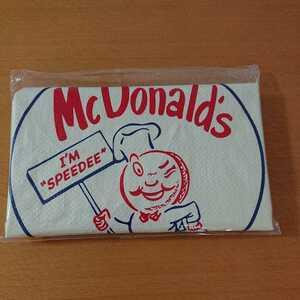 ビッグスマイルバッグ★マクドナルド McDonalds ビッグスマイルバッグ Big smile Bag 50周年 マクド  マック★エコバッグ