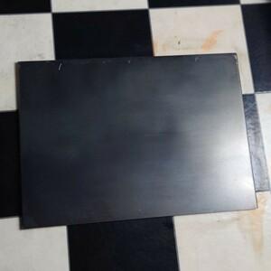 バーベキュー鉄板4.5ミリ300×250