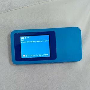 WiMAX 2+ Speed Wi-Fi NEXT W01 マリーン