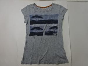 ■0816■DIESEL●ディーゼル●半袖 Tシャツ XS ●