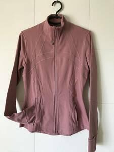 即購入可*ルルレモン Define Jacket 6 デファインジャケット パーカー 1回着用のみ 秋冬 M-Lサイズ Lululemon lululemon