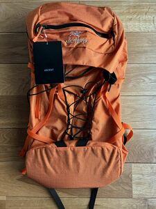 【国内正規 新品】ARC'TERYX Alpha Ar 35 Backpack Beacon Regular アークテリクス アルファARバックパック 20843 オレンジ リュック
