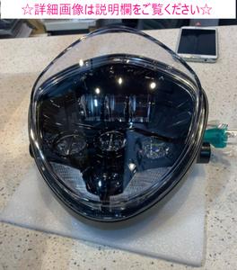 汎用品 オートバイ led ヘッドライト ホンダ ヤマハ スズキ 外装 カスタム ライト 交換 取付 社外製 おすすめ 人気 外装 アクセサリー