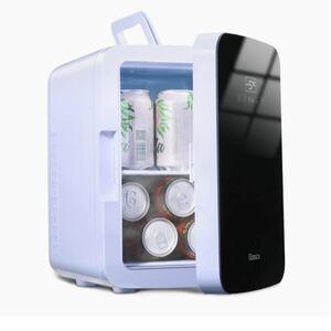 【新品】Gbasics 車載用小型冷温庫 冷蔵庫 小型 -2℃~60℃ 10L冷温庫 温度調節 LCD温度表示 ポータブル