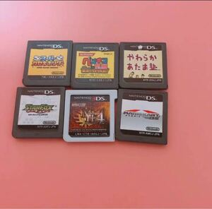 3DS、DSソフトセット売り