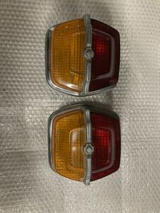 rare that time thing Luce tail lamp RX-4RX-3 rotary old car hot-rodder car highway racer deco truck Showa Retro truck .. jewelry tail
