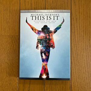 THIS IS IT デラックスコレクターズエディション/マイケルジャクソン
