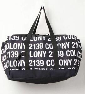 新品 エコバッグ 保冷機能付き買い物かごバッグ COLONY 2139(コロニー トゥーワンスリーナイン) レジカゴバッグ