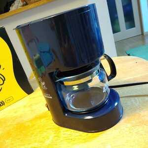 送料無料 コーヒーメーカー ユーパ TSK-117 通電確認済 美品