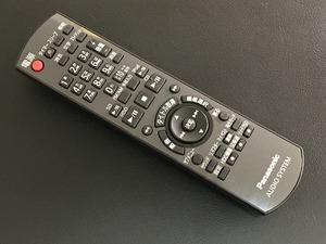 N2QAYB000300 Panasonic コンパクトステレオシステムリモコン パナソニック SC-HC5 SC-HC7