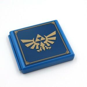 [新品] ニンテンドースイッチ ゲームカードケース ゼルダの伝説 ハイラルの紋章