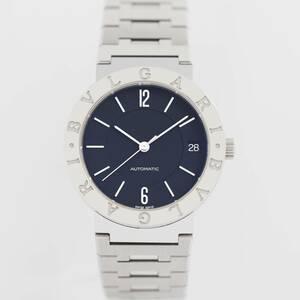 BVLGARI ブルガリ ブルガリ・ブルガリ BB33SS SS 自動巻 メンズ 腕時計 [39551]