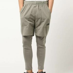 NIKE ナイキ S テックフリース2in1PANTシーズナル 886161-004 004DK STC/BLK