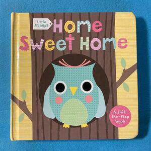 英語絵本 Home Sweet Home しかけ絵本