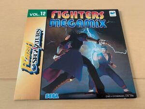 SS体験版ソフト FIGHTERS MEGAmix 非売品 SEGA Saturn DEMO DISC フラッシュセガサターン vol.12 FLASH Virtua Fighter 体験版+映像集 AM2