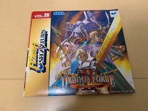 SS体験版ソフト ドラゴンフォース 非売品 送料込 SEGA Saturn DEMO DISC フラッシュセガサターン vol.26 FLASH 体験版+映像集 Dragonforce