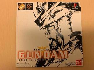 PS体験版ソフト 機動戦士ガンダム 逆襲のシャア バンダイ プレイステーション Gundam Char's Counterattack PlayStation DEMO DISC BANDAI