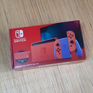 NintendoSwitch マリオレッド化粧箱