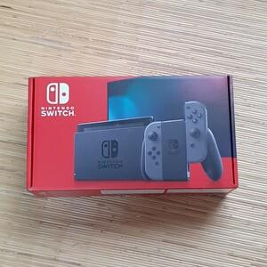 NintendoSwitch グレイ化粧箱