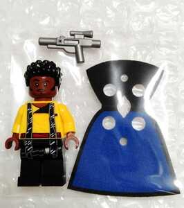 新品 ランド・カルリジアン 75212 スター・ウォーズ ミレニアム・ファルコン ミニフィグ レゴ アクセサリー LEGO フィグ 持ち物