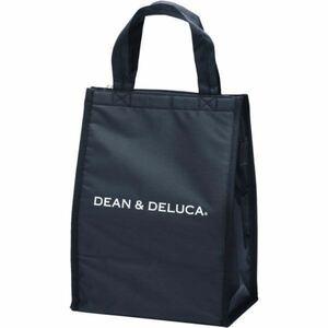 ディーン&デルーカ クーラーバッグ ブラック Mサイズ DEAN&DELUCA 保冷バッグ ランチバッグ