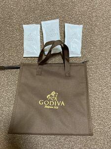 GODIVA ゴディバ 保冷バッグ クーラーバッグ 保冷剤 セット エコバッグ