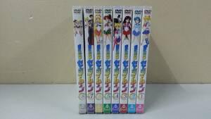 [13] 美少女戦士セーラームーン DVD Vol.1~8まで 8巻セット 中古品 現状渡し