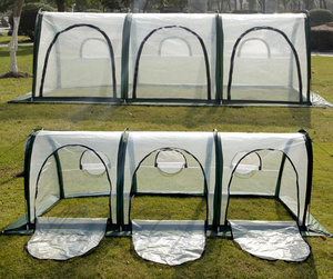 movement type tunnel plastic greenhouse .. house greenhouse green house garden house glass fiber pipe heat insulation YWQ1158