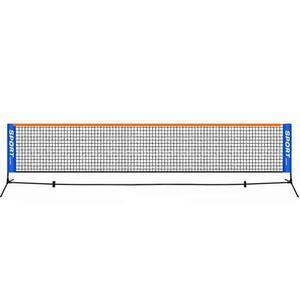 ポータブルテニスネット テニス屋外・屋内 標準プロトレーニング 正方形メッシュYWQ965