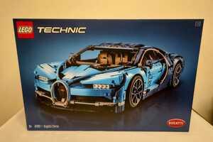 【未開封】レゴ テクニック ブガッティ・シロン 42083 LEGO Technic Bugatti Chiron