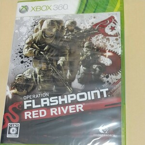 【Xbox360】 OPERATION FLASHPOINT : red RIVER