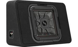 * USA Audio *  ...  автомобиль Kicker 46TL7T124 Solo-Baric L7T  *  Тонкий  модель 30cm (12 дюйм  )  Оригинал  НЧ-динамик BOX 4ΩMax.1200W  *  гарантия  *  Налог включен