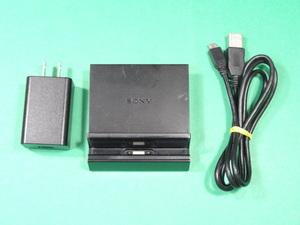 ソニー 卓上ホルダ DK40 対応機種 Xperia Z2 tablet/Xperia Z3 tablet Compact/SO22/SOT21PUA スタンド 充電器 充電スタンド 即決 送料無料