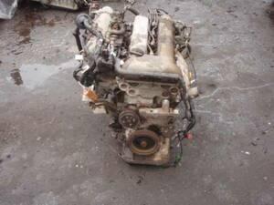PW11 日産 アベニールサリュー SR20DE 10102-WA0M0 エンジン 280745JJ