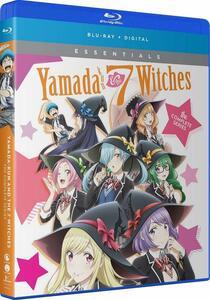 【送料込】山田くんと7人の魔女 全12話(北米版 ブルーレイ) Yamada-Kun And The Seven Witches blu-ray BD
